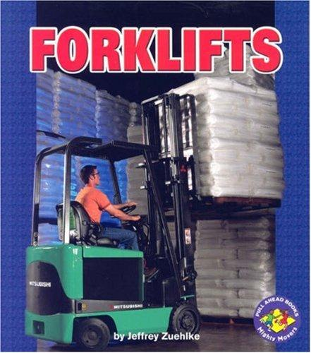 Download Forklifts (Pull Ahead Books)