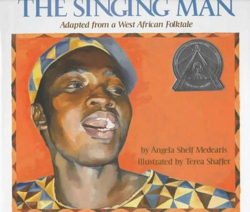 Download The singing man