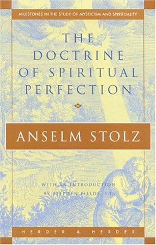 Download The Doctrine of Spiritual Perfection