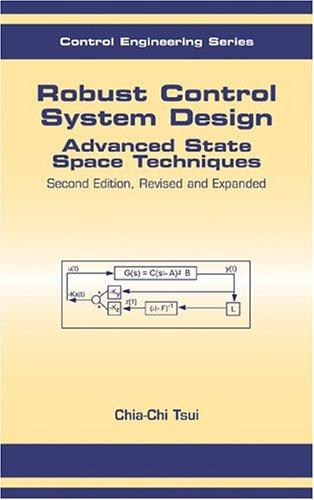 Robust control system design