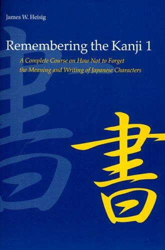 Download Remembering the Kanji