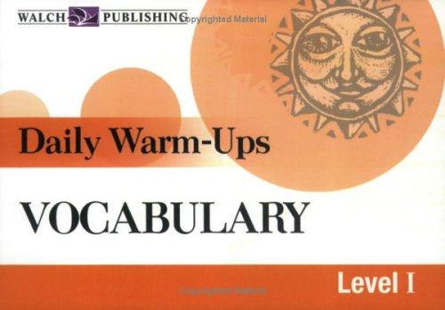 Download Daily Warm Ups