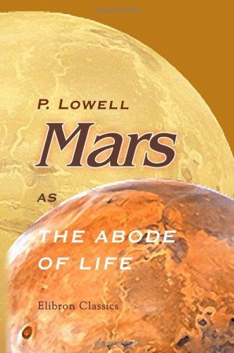 Download Mars as the Abode of Life