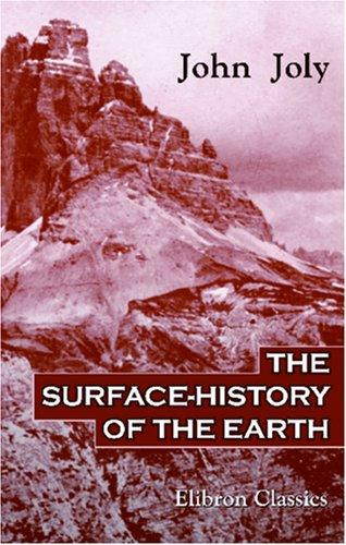 Download The Surface-History of the Earth