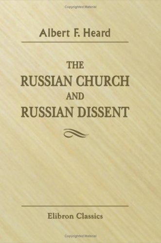 Download The Russian Church and Russian Dissent