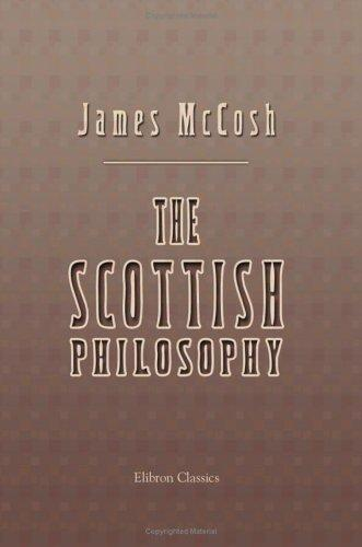 Download The Scottish Philosophy
