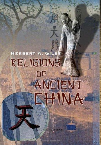Download Religions of Ancient China