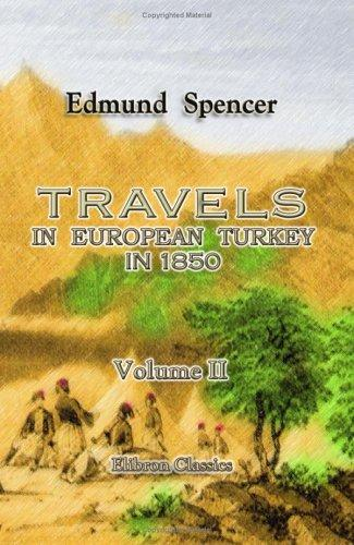 Download Travels in European Turkey, in 1850