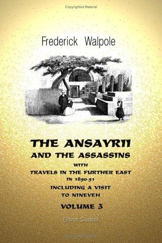 Download The Ansayrii, and the Assassins