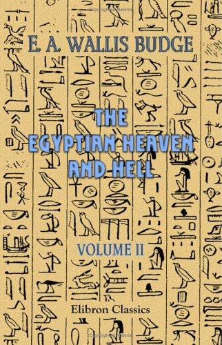 Download The Egyptian Heaven and Hell