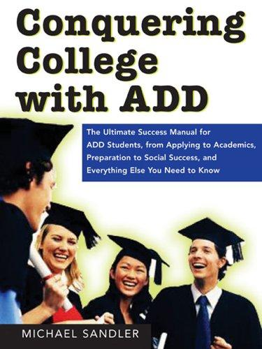 Download Conquering College with ADD