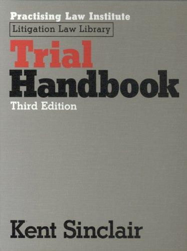 Download Trial handbook