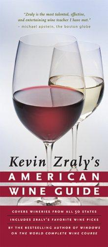 Download Kevin Zraly's American wine guide
