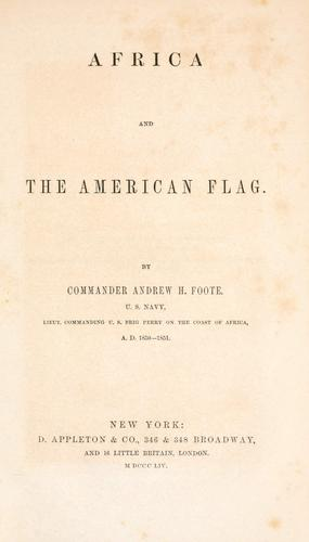Download Africa and the American flag.
