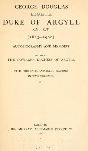 Download Autobiography and memoirs
