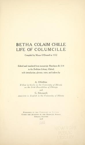 Download Betha Colaim chille.