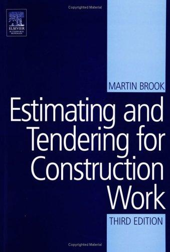 Download Estimating and tendering for construction work
