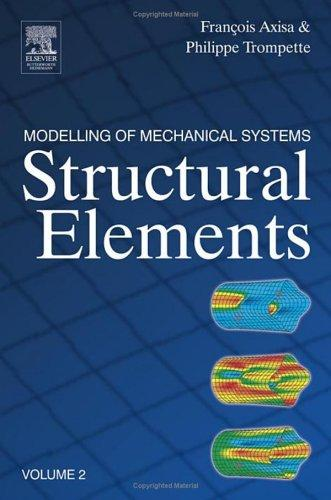 Download Modelling of mechanical systems.