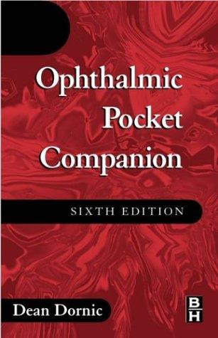 Download Ophthalmic pocket companion