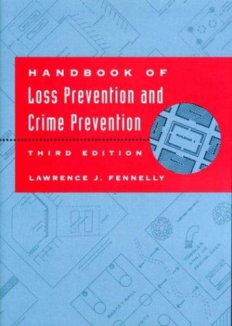 Download Handbook of Loss Prevention and Crime Prevention