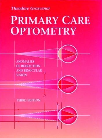 Download Primary care optometry