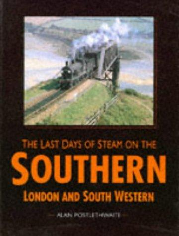 Download The last days of steam on the Southern
