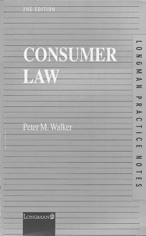 Download Consumer law