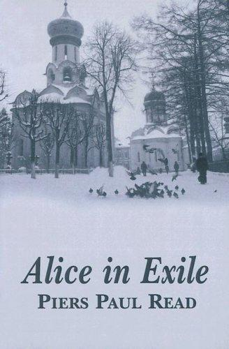 Alice in Exile (Ulverscroft Large Print)