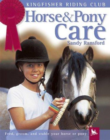 Download Horse and pony care