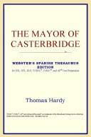Download The Mayor of Casterbridge (Webster's Spanish Thesaurus Edition)