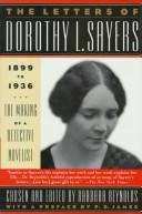 Download The letters of Dorothy L. Sayers, 1899-1936