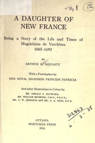 Download A daughter of New France