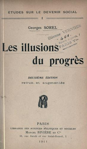 Download Les illusions du progrès.