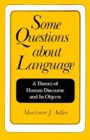 Download Some questions about language