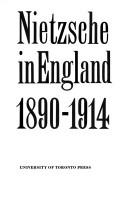 Download Nietzsche in England, 1890-1914