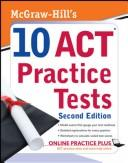 Download McGraw-Hill's 10 ACT practice tests