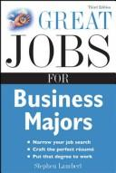 Download Great jobs for business majors