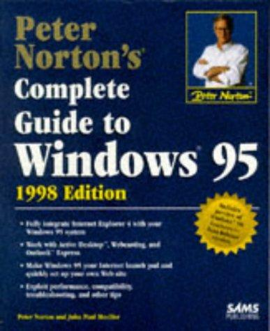 Download Peter Norton's complete guide to Windows 95