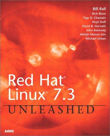 Download Red Hat Linux 7.2 Unleashed