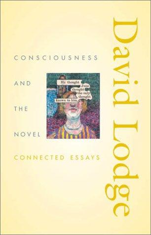 Download Consciousness & the novel