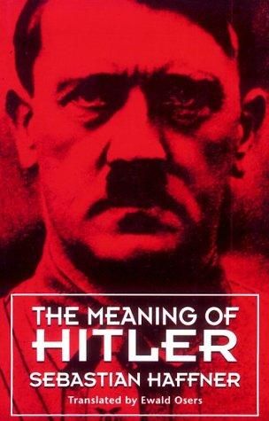 Download The Meaning of Hitler