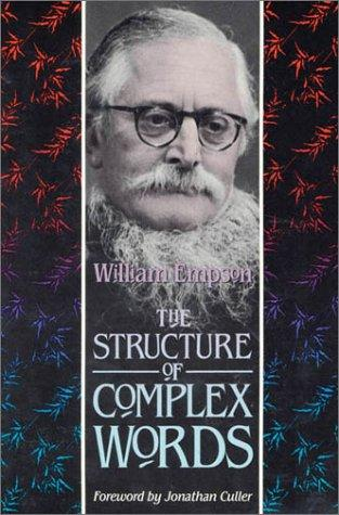 Download The structure of complex words