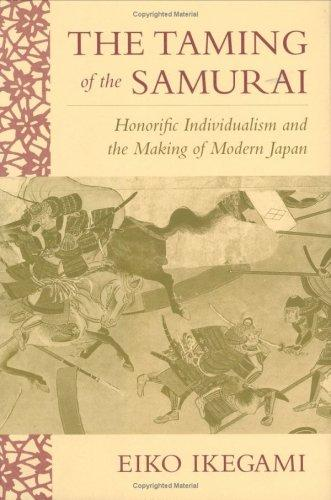 Download The Taming of the Samurai