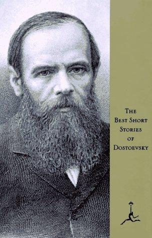 The best short stories of Dostoevsky