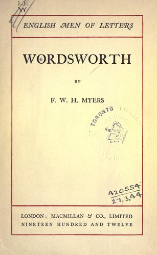 Download Wordsworth.