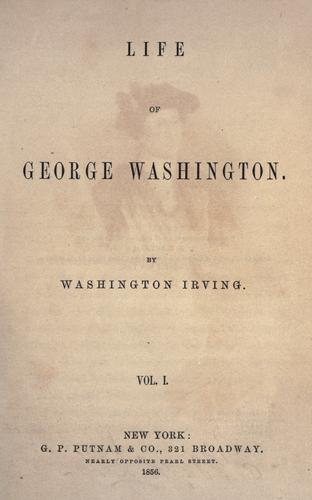 Download Life of George Washington