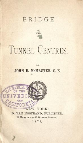 Download Bridge and tunnel centres
