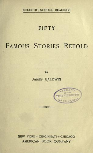 Download Fifty famous stories retold