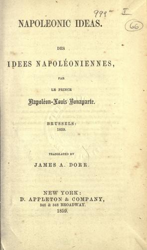 Download Napoleonic ideas.