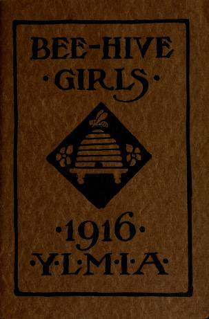 Hand Book for the Bee-Hive Girls (1916)